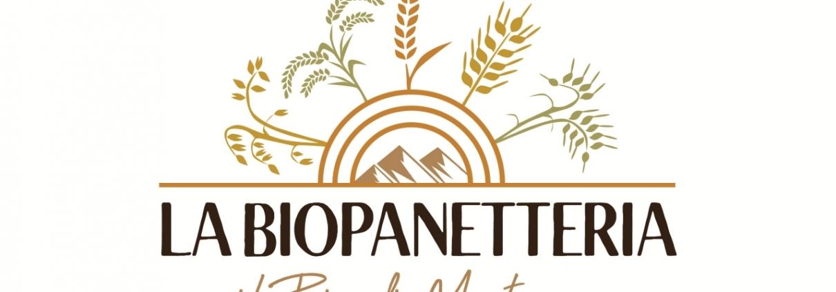 il nuovo logo della Biopanetteria