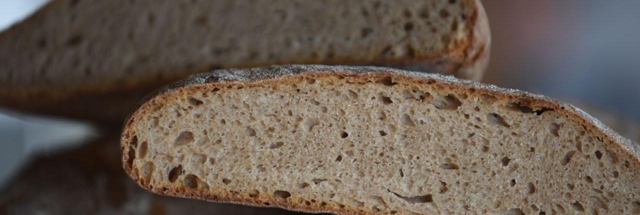 pane di frumento integrale la Biopanetteria