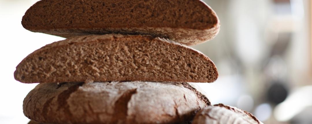 pane di segale 100% la Biopanetteria di Aosta