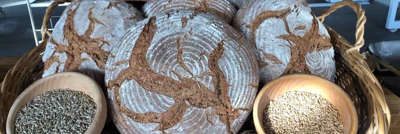 pane di segale misto