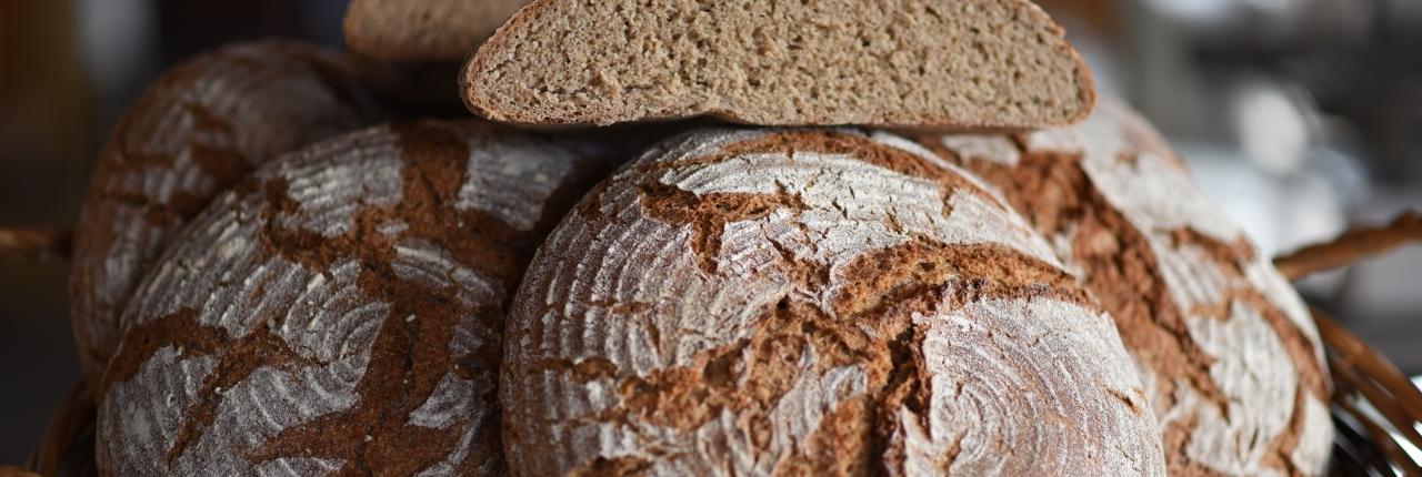 pane di segale misto la Biopanetteria