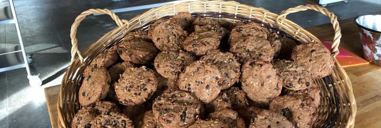 farrette biscottoni al farro e nocciole