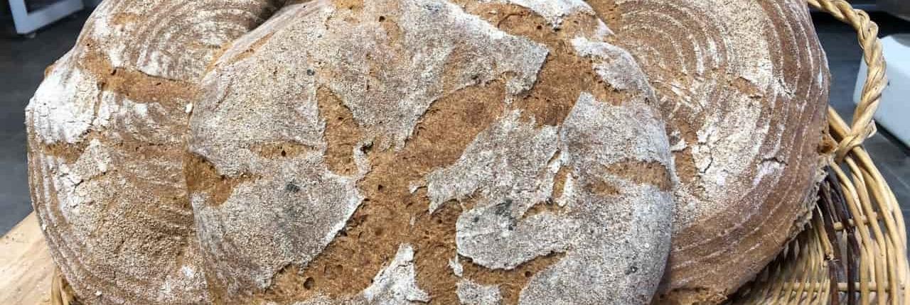 pane biologico al farro di montagna